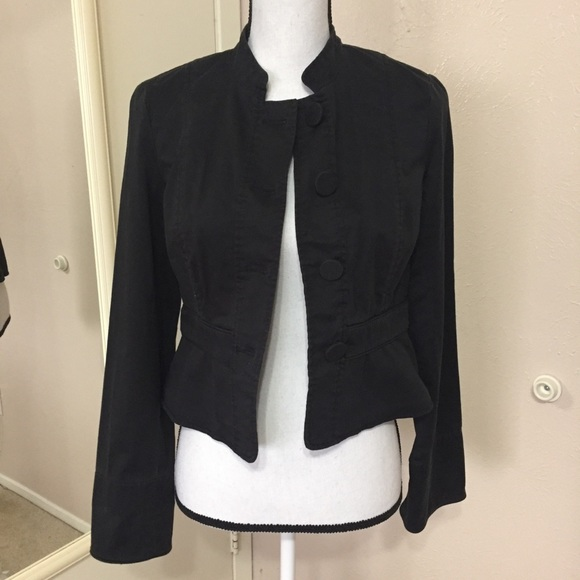 Express Jackets & Blazers - NWT Express Black Jacket